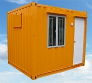 Movable Container Office (Type A)