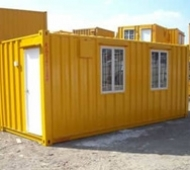 Combined Container Office